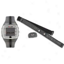Polar Ft4 Fitness Adviser - Silver/black