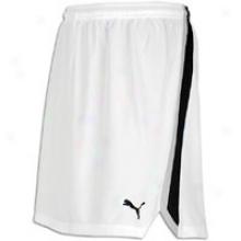 Puma Attaccante Short - Mens - White