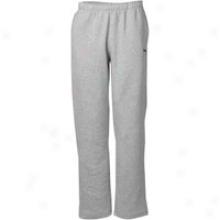 Puma Basic Fleece Pant - Mens - Medium Grey Heather