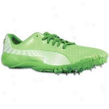 Puma Bolt Faas 0O7 Ltd - Mens - Classic Green/white