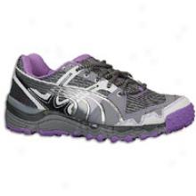 Puma Complete Trailfox 4 - Womens - Grey Violet/steel Greu/dewberry