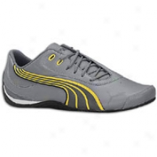 Puma Drift Cat Iii Nm - Mens - Steel Grey/dandelion/dark Shadow