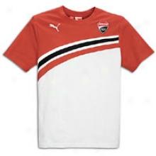 Puma Ducati Corse T-shirt - Mens - Risso Corsa