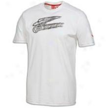 Puma Ducati Heritage S/s T-shirt - Mens - White