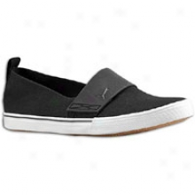 Puma El Rey Slipon - Womens - Black