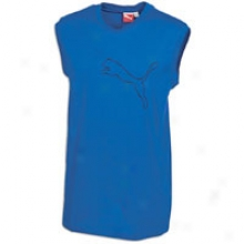 Puma Fashion Sleevelesst-shirt - Mens - Surf The Web