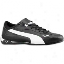 Puma Fast Cat Le - Mens - Black/white