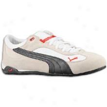 Puma Fast Cat Sm - Mens - White/black