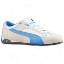 Puma Fast Cat Sm - Womens - White /palace Blue