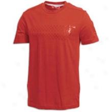 Puma Ferrar Bug Logo S/s T-shirt - Mens - Rosso Corsa