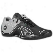Puma Future Cat Remix Nt - Mens - Black/black/metallic Silver