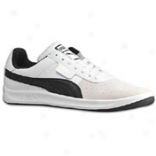 Puma G Vilas 2 Cv - Mens - White/black
