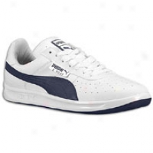 Puma G. Volas L2 - Mens - White/new Navy