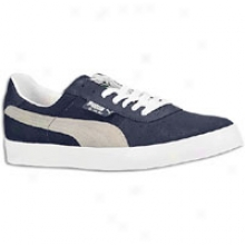 Puma Gv Vulc - Mens - New Navy/white