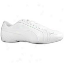 Puma Janine Dance - Womens - White/white/silver
