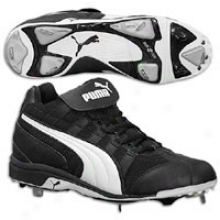 Puma Kat Metal Ii Middle - Mens - Black/white