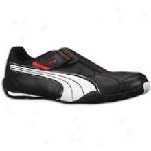 Puma Redon Move - Mens - Black/white/high Risk Red