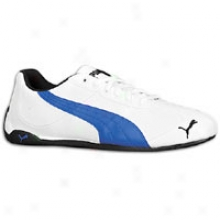 Puma Repli Cat Iii Leather - Mens - White/puma Royal