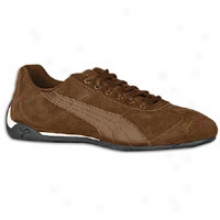 Puma Repli Cat iIi Suede - Mens - Chocolate Brown/black Coffee