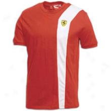 Puma Sf S/s T-shirt - Mens - Rosso Corsa