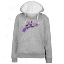Puma Soccer Training Graphic Hoodie - Womens - Strong Grey Heather