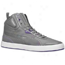 Puma Suburb Mid Nm - Mens - Grey/blue/white/shadow