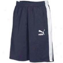 Puma T7 Poly Shorts - Mens - New Navy