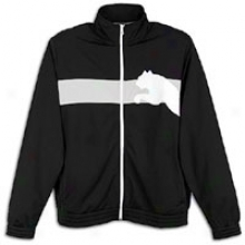 Puma Tricot Cat Jacket - Mens - Black