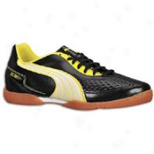Puma V5.11 I In - Mens - Black/white/blazing Yellow