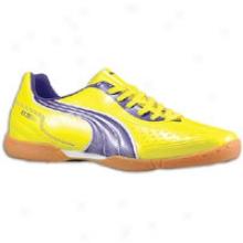 Puma V5.11 In - Mens - Vibrant Yellow/pa5achute Purple