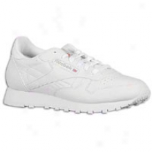 Reebok Classic Leather - Womens - White