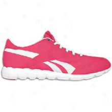 Reebok Classic Racer Relay - Womens - Overtly Pink/white/silver