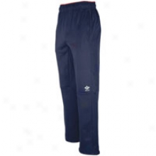 Reebok John Wall Knit Pant - Mens - Cause to ~ Blue/red Attack