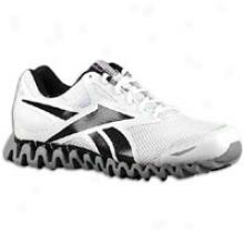 Reebok Premier Zig Fly Se Elite - Mens - White/black/yin Grey