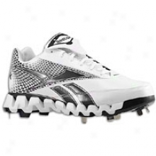 Reebok Pro Cooperstown Low Zig M - Mens - White/black