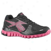 Reebok Realflex Transition Tr - Big Kids - Black/condensed Pink