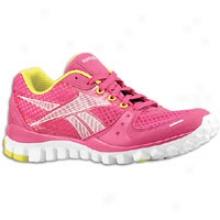 Reebok Realflex Change Tr - Womens - Condensed Pink/white/sun Rock