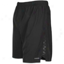 Reebok Training Day Zig Tech Run Short - Mens - Black