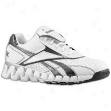 Reebok Vero Iv Low Zig Trainer - Mens - White/black