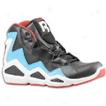 Reebok Yth Sermon - Big Kids - Black/blue Blink/white/excellent Red