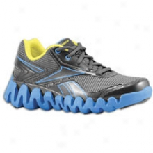 Reebok Zigactivate - Little Kids - Gravel/frenchy Blue/sun Rock