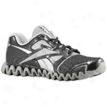 Reebok Zignano Fly 2 - Mens - Black/carbon/silver