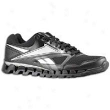Reebok Zignano Ignite Trainer - Mens - Black/pure Silver