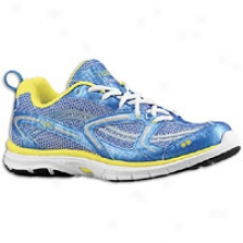 Ryka Transpire - Womens - Metallic Twilight Blue/white/chrome Silver