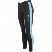 Saucony Amp Pro2 Recovery Tight - Womens - Black/breeze