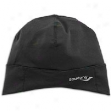 Saucony Drylete Skull Cap - Black