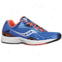 Saucony Grid Fastwitch 5 - Mens - Blue/orange