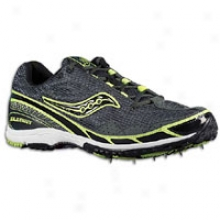 Saucony Grid Kilkenny Xv3 Ear - Mens - Green/black/citron
