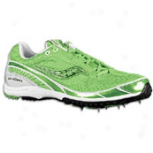 Saucony Grid Kilkenny Xc3 Spike - Womens - Green/white