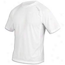 Saucony Hydralite S/s T-shirt - Mens - White